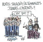 Profits-salaries-actionnaires